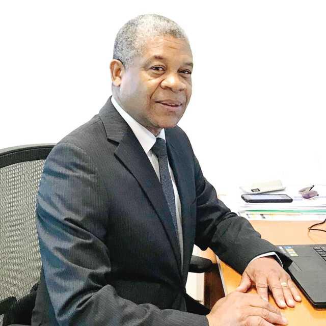 Dr. Orvill Adams