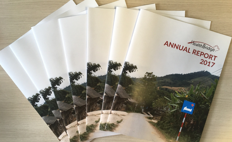 Annual Report 2017 now available